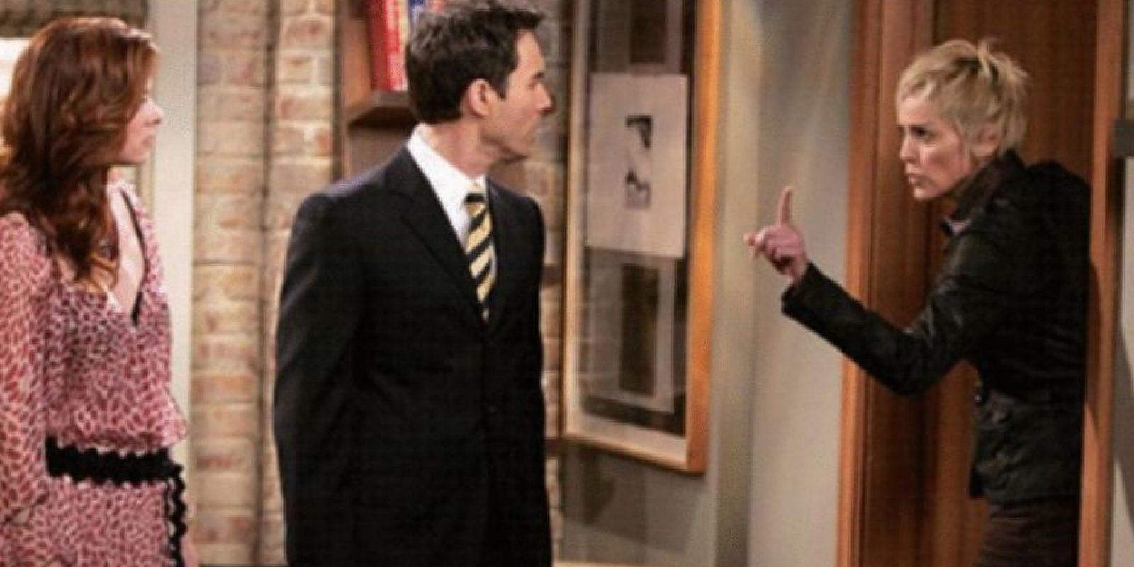 Sharon Stone Foto:NBC