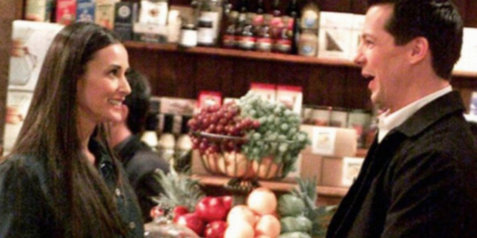 Demi Moore Foto:NBC