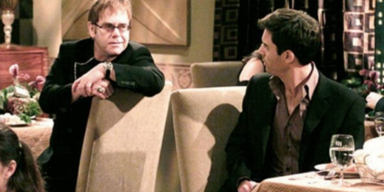 Elton John Foto:NBC