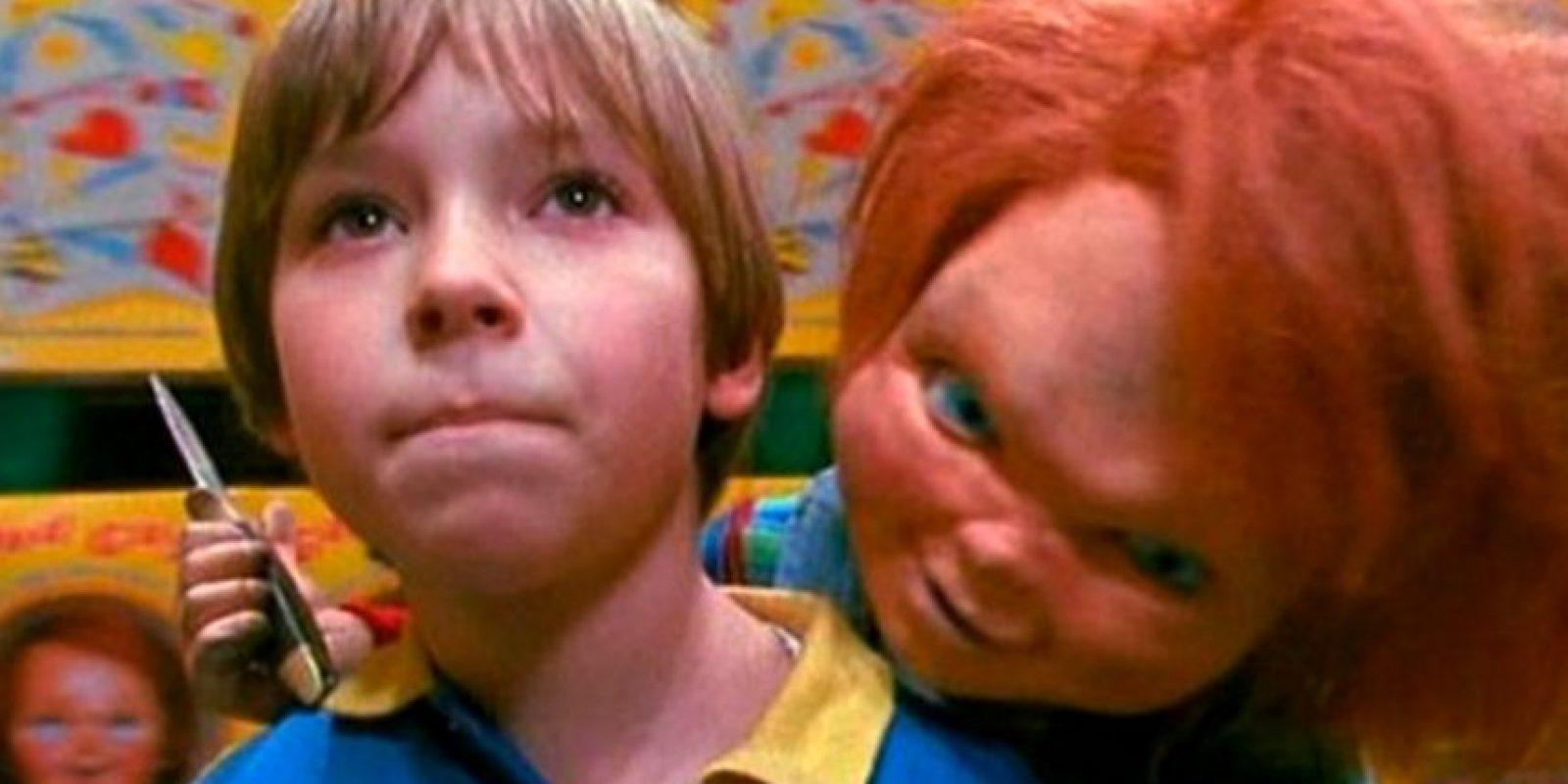 El muñeco causó terror en el cine Foto:Universal
