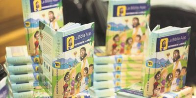 La Biblia App: Ayudará a que los niños se enamoren de la Palabra de Dios