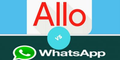 WhatsApp vs Allo de Google, ¿quién gana?