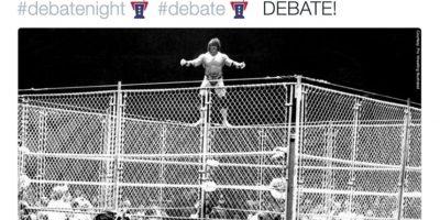 Un debate alternativo Foto:Twitter