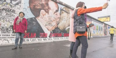 El Muro de Berlín fue un estigma histórico. Foto: Metro Internacional