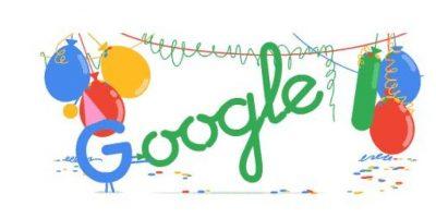 Google celebra su mayoría de edad