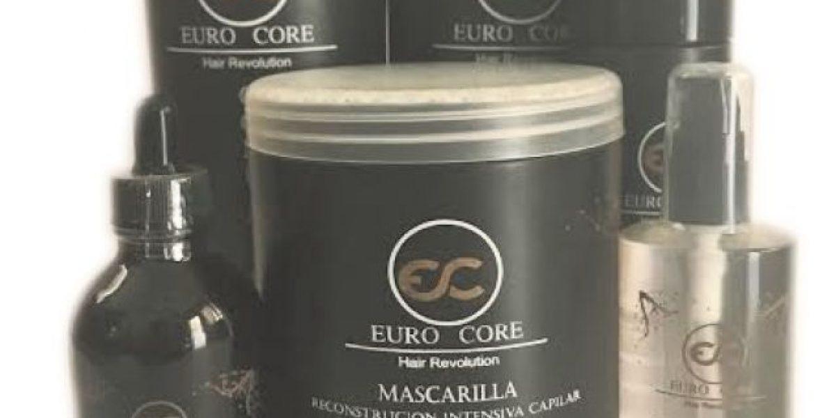 Euro Core: Una línea de productos para mantener la salud del cabello en perfectas condiciones