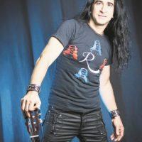 El productor y artista Roldán. Foto:Fuente externa