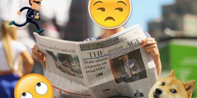 Brad Pitt no murió: Cómo identificar noticias falsas en Facebook