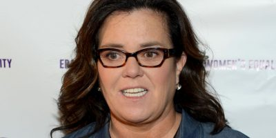 Rosie O'Donnell, actriz y comediante. Foto: Getty Images
