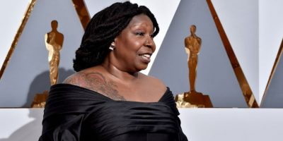Whoopi Goldberg, actriz y presentadora de TV Foto: Getty Images