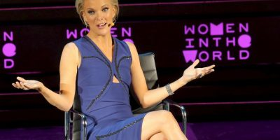 Megyn Kelly, presentadora de Fox News Foto: Getty Images