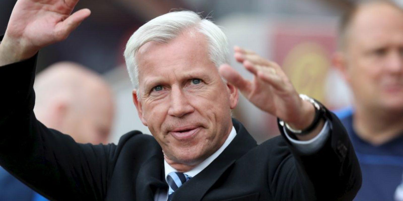 Tiene una larga trayectoria en el fútbol inglés y fue premiado en la temporada 2011/12 como el mejor técnico de la Premier League Foto:Getty Images