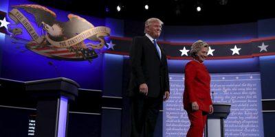 Hillary Clinton, candidata a la presidencia del Partido Demócrata. Foto:Getty Images