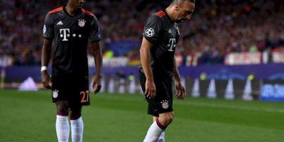 Los bávaros sumaban ocho partidos ganando Foto:Getty Images