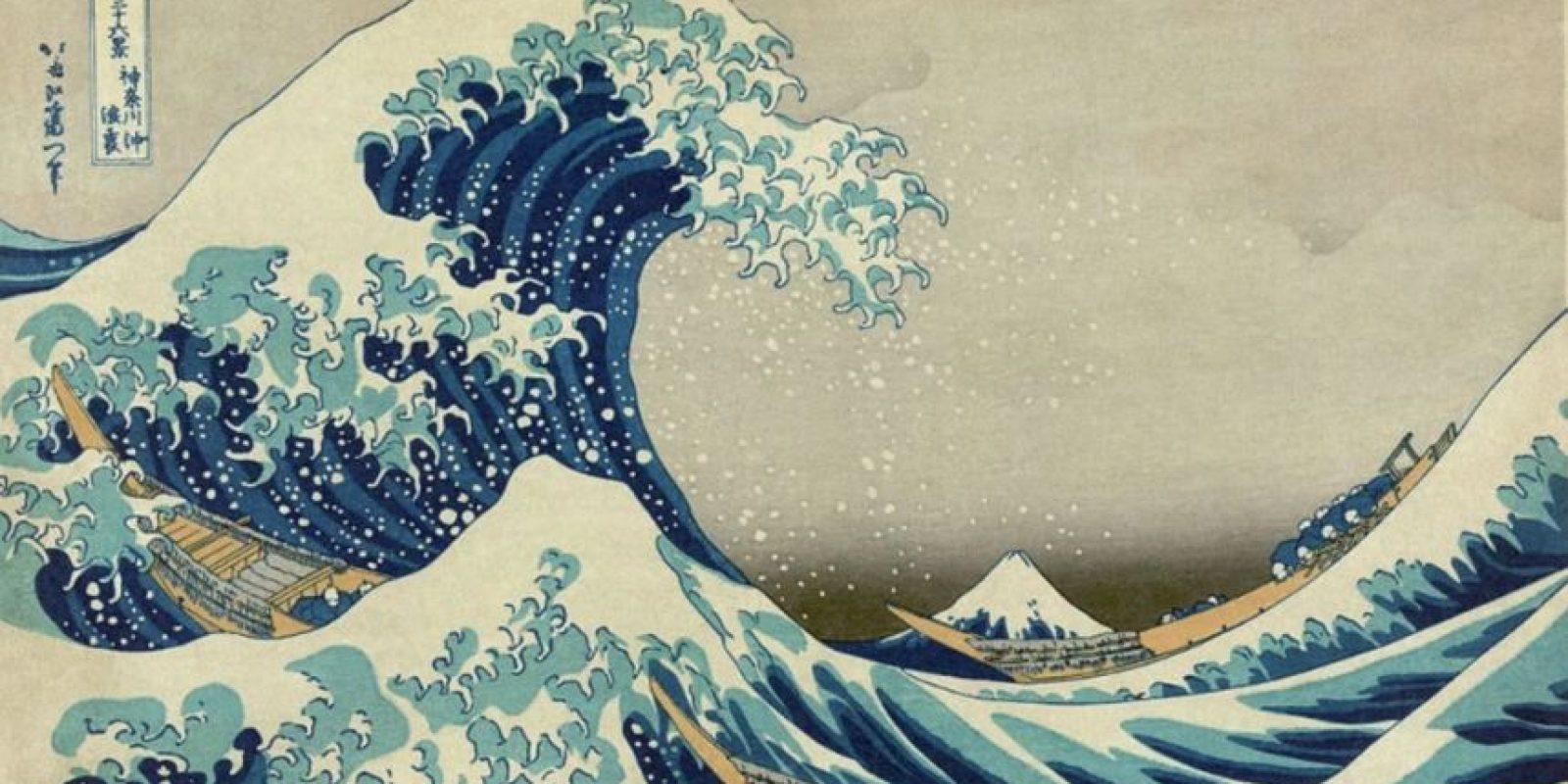 Mucho menos los tsunamis gigantescos que se retrataron en la historia. ¿Luna Negra dónde?