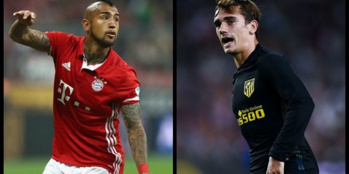 En vivo Champions League: Atlético Madrid vs Bayern Munich