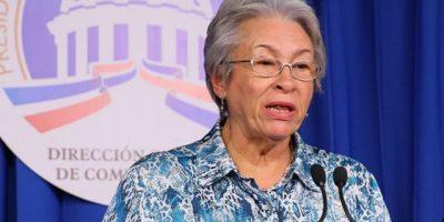 Ministra de Salud, satisfecha por erradicación sarampión región en Las Américas