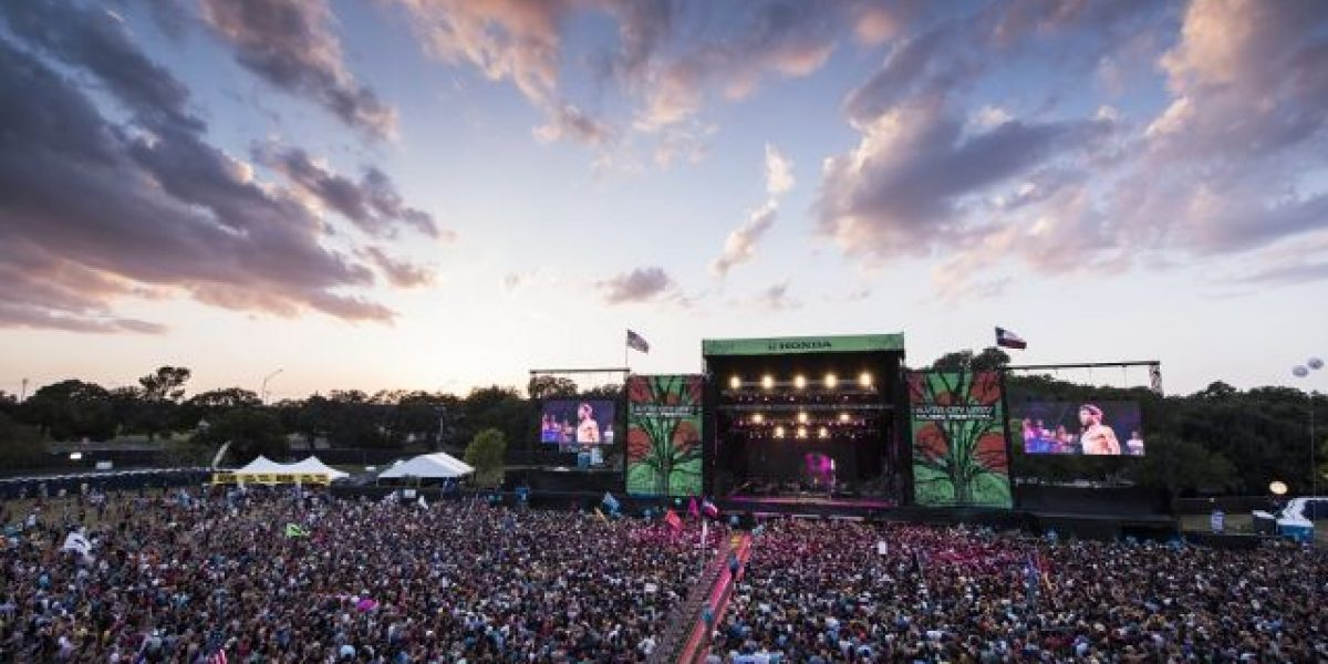 El Festival Austin City Limits se transmitirá en vivo por Red Bull TV