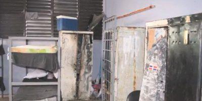 Las condiciones de algunos destacamentos quedaron evidenciadas por Participación Ciudadana. Foto:Fuente externa