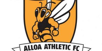 14.-Alloa Athletic (Escocia) Foto:Reproducción