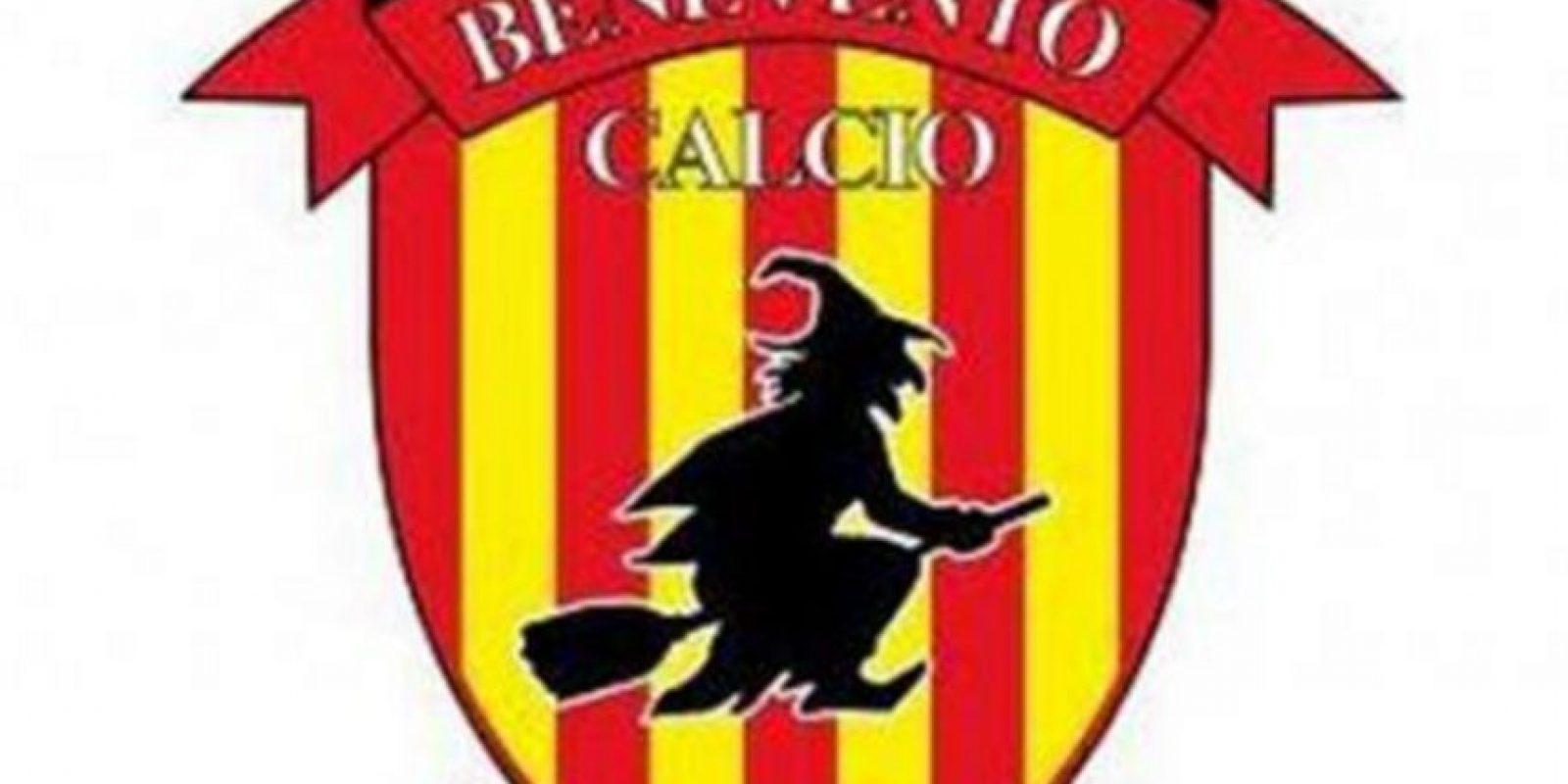 20.- Benevento Calcio (Italia) Foto:Reproducción