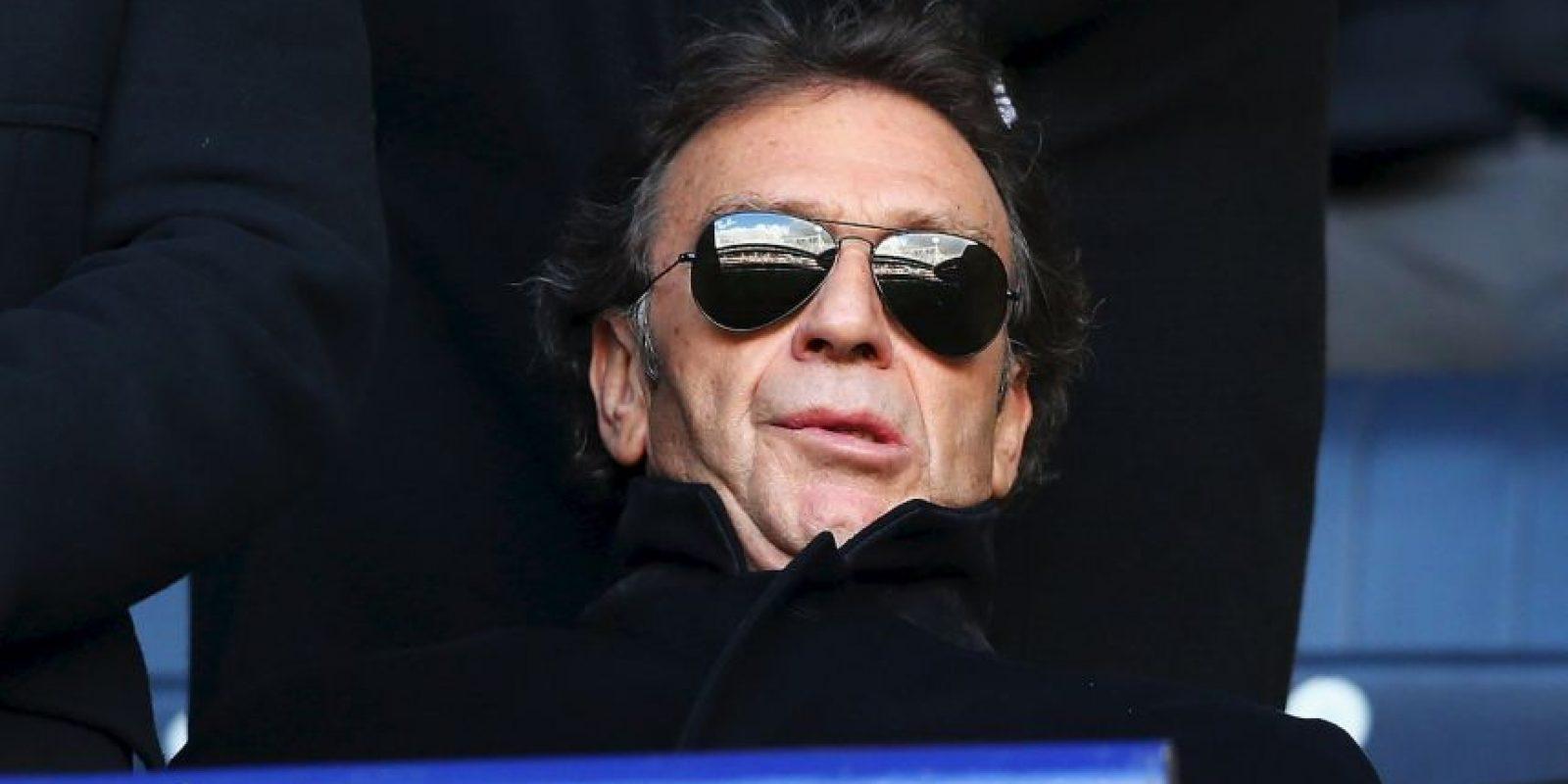 Massimo Cellino, dueño del Leeds United, es acusado de ofrecer parte del club para hacer negocios con fichajes Foto:Getty Images