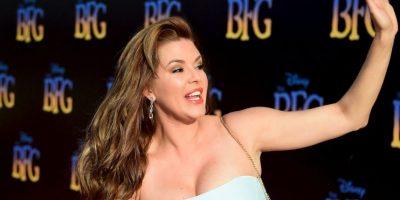 Antes de ser protagonista del debate Alicia Machado tuvo sexo en TV