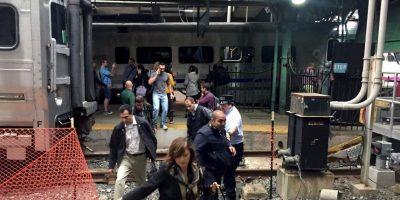 Se reportan 70 heridos y una persona fallecida Foto:Getty Images