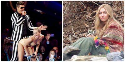 Miley Cyrus: De famosa exhibicionista a musa de Woody Allen