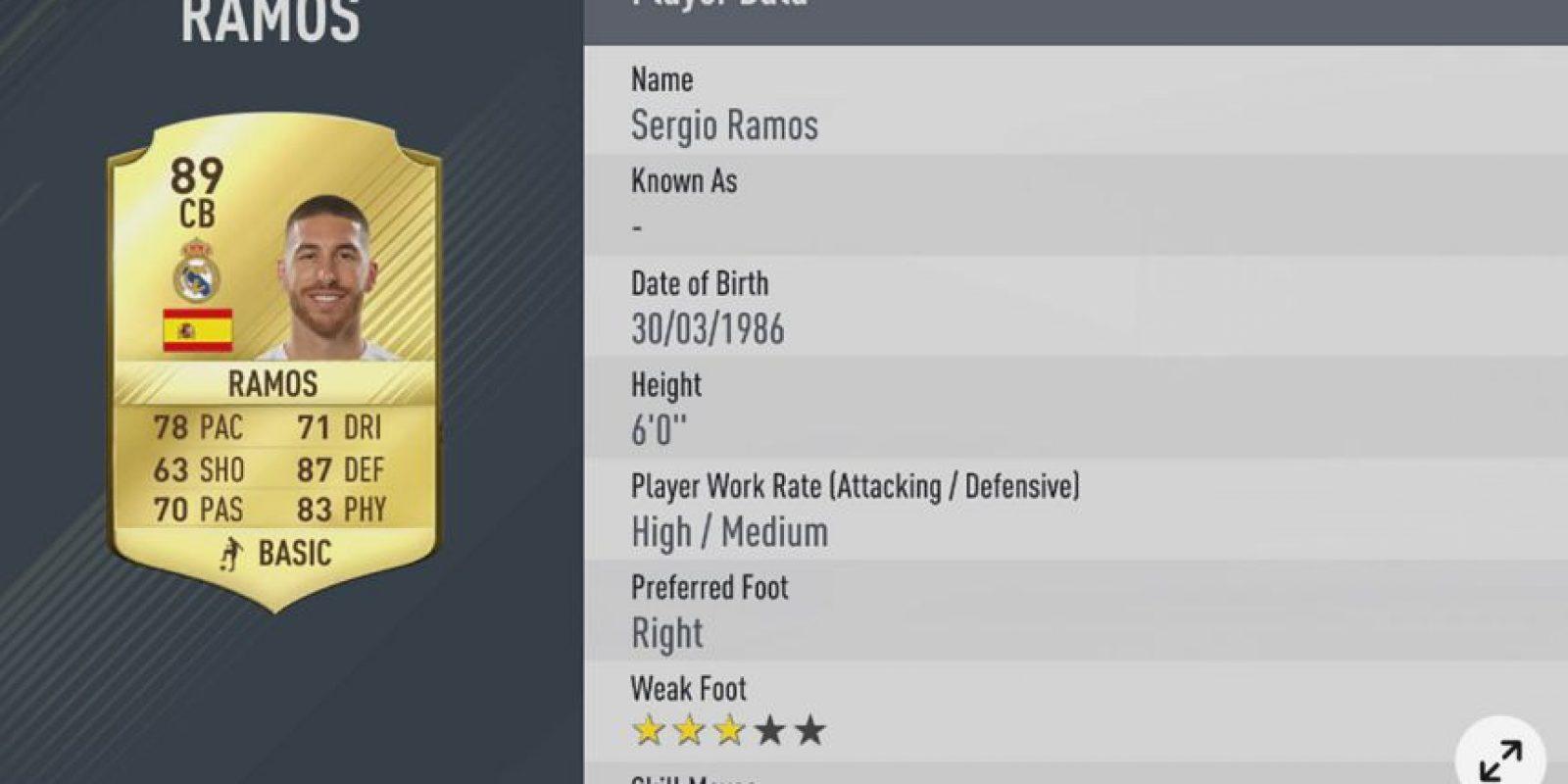 14.- Sergio Ramos