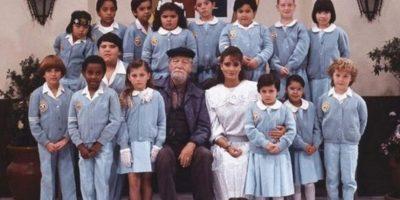 """La """"Maestra Ximena"""" reveló un gran secreto Foto:Televisa"""