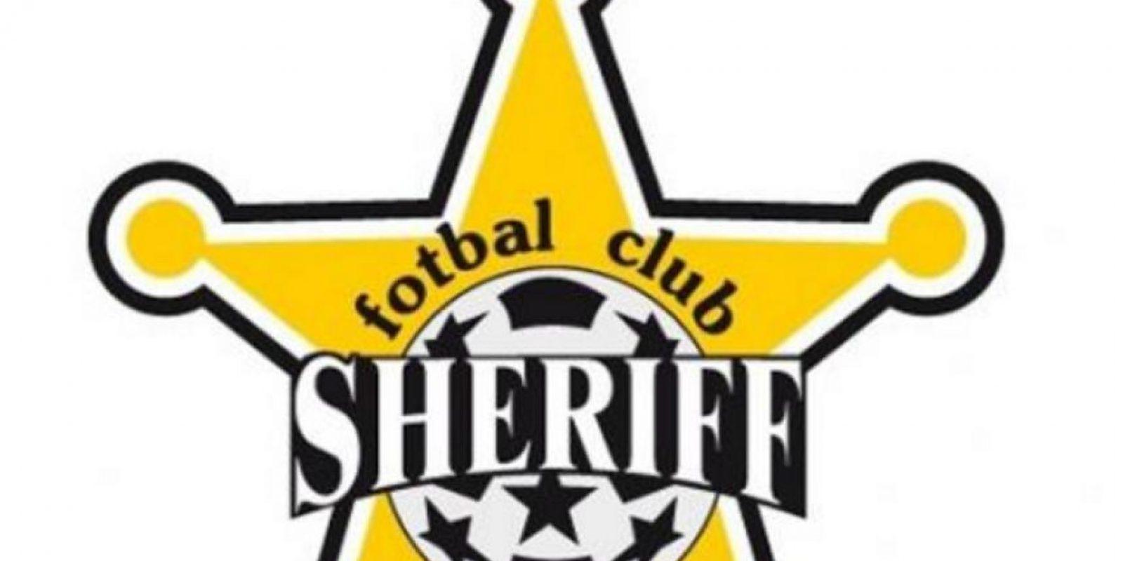 19.-FC Sheriff Tiraspol (Moldavia) Foto:Reproducción