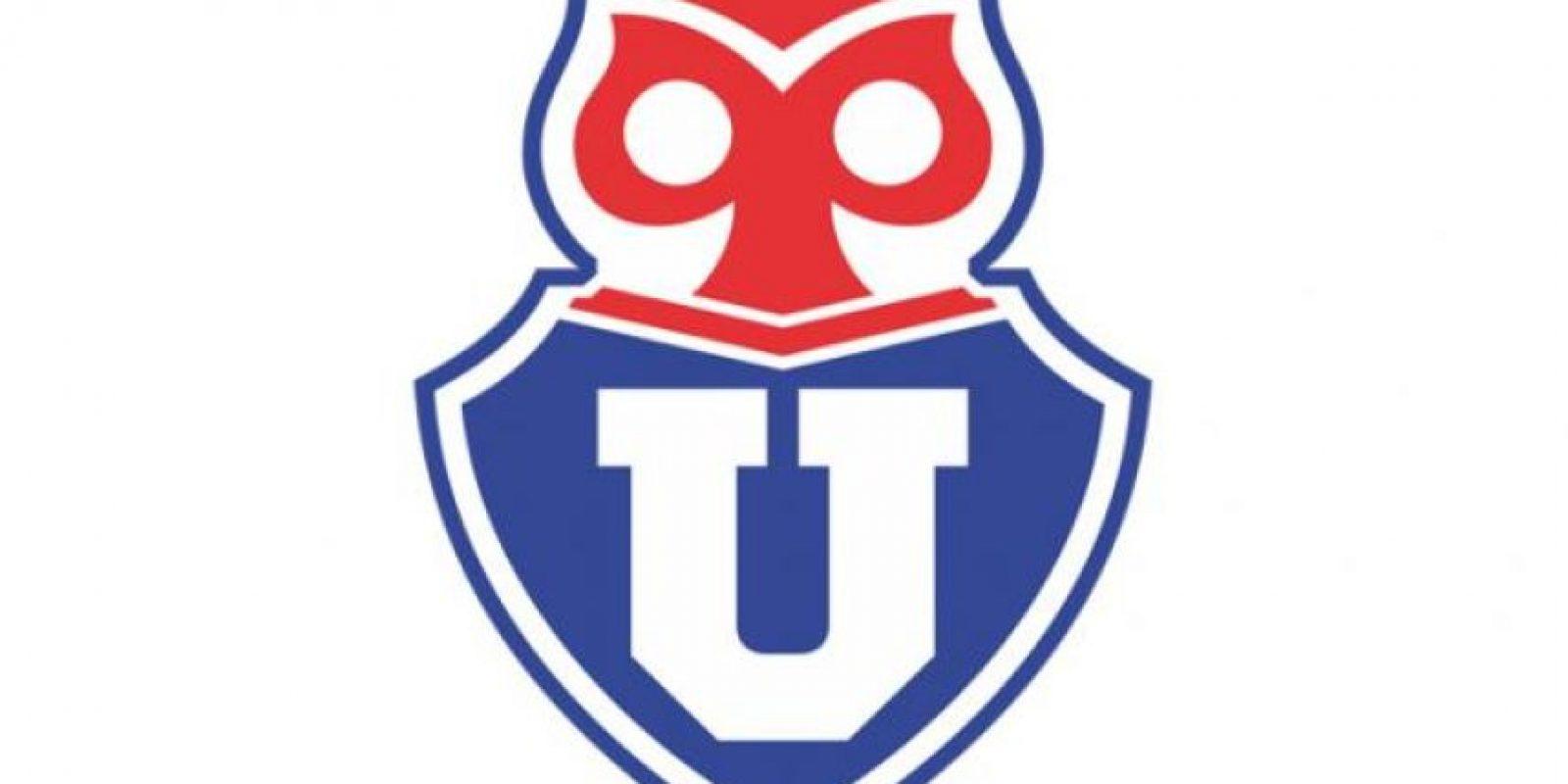 10.- Universidad de Chile (Chile) Foto:Reproducción