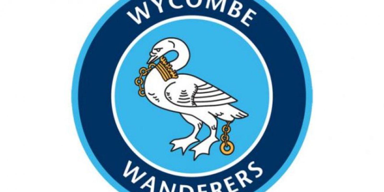 5.-Wycombe Wanderers (Inglaterra) Foto:Reproducción