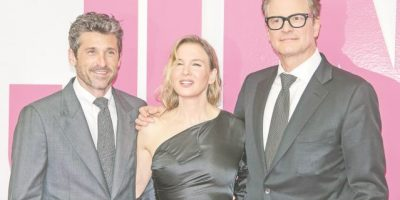 Bridget Jones, un clásico que revive en los cines de RD