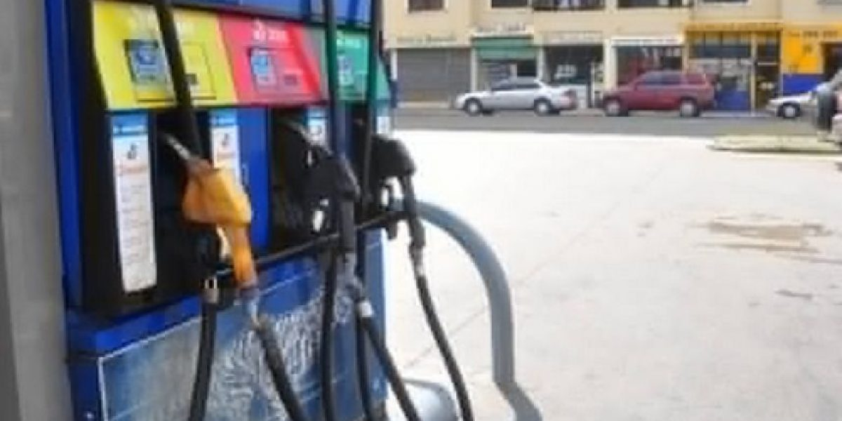 Suben los combustibles menos gas natural