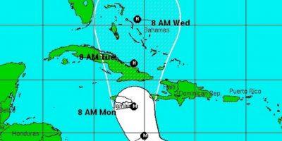 Matthew sube a categoría 3 e impacta Caribe Central