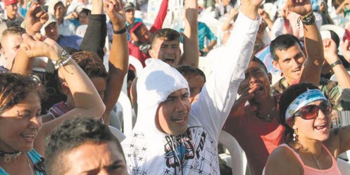 Colombianos aprobarían acuerdo de paz