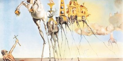 Grabados de Dalí en Santo Domingo
