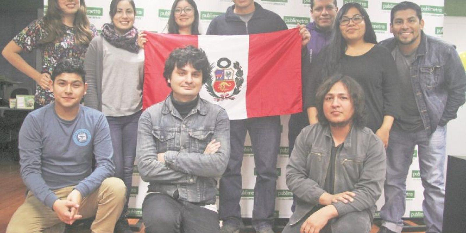 Metro Perú Foto:Metro