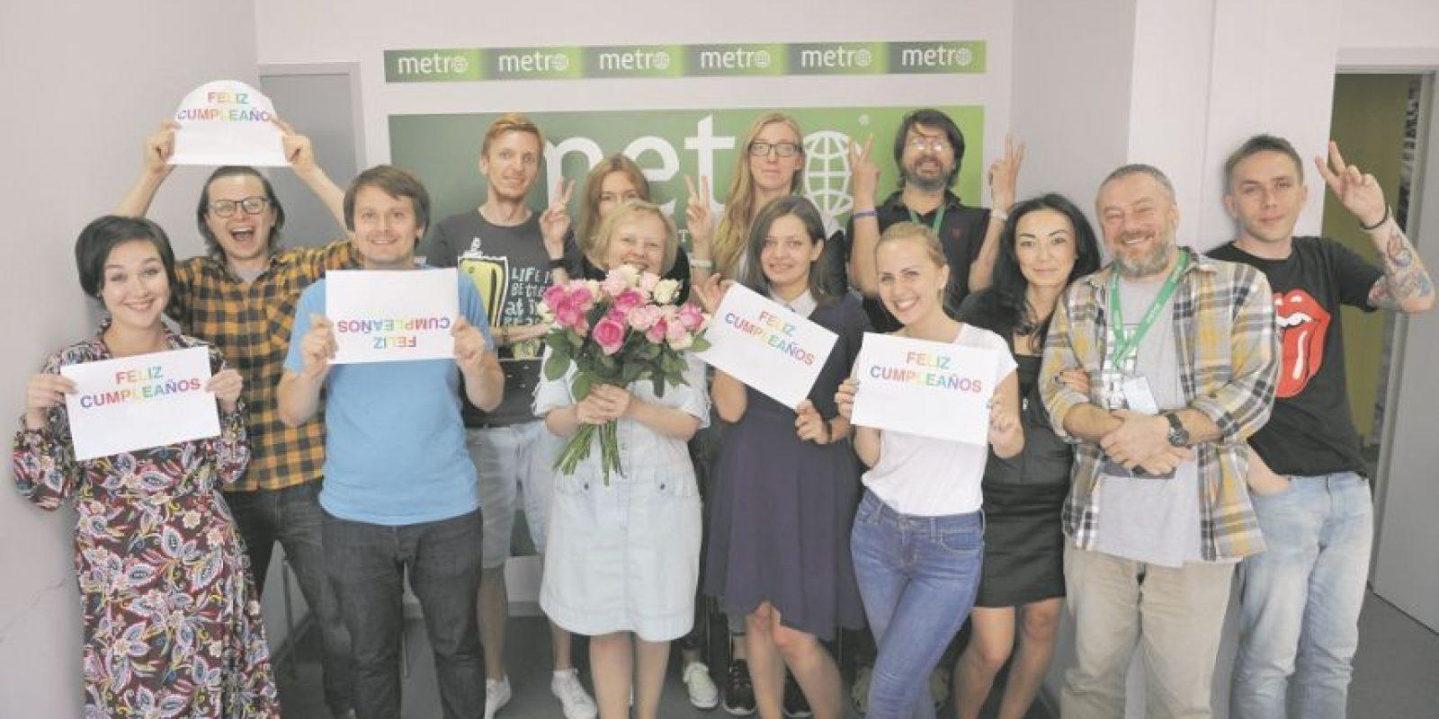 Metro Rusia Foto:Metro