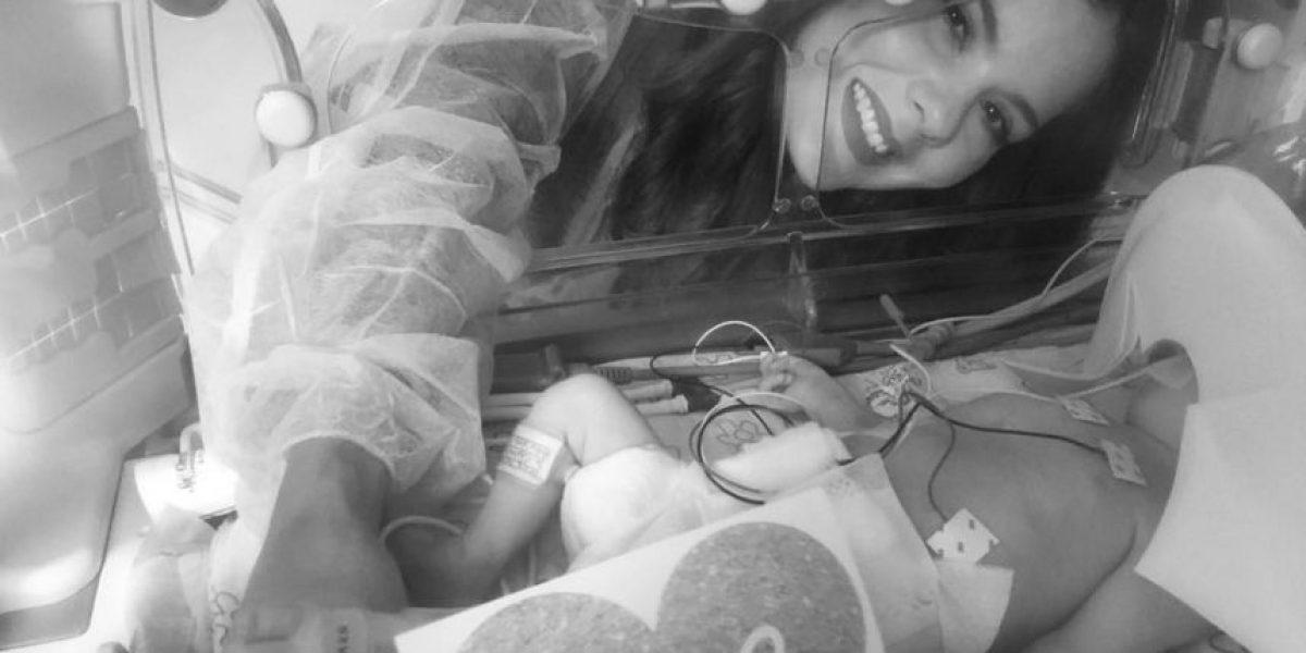 Murió la pequeña hija del cantante Wisin