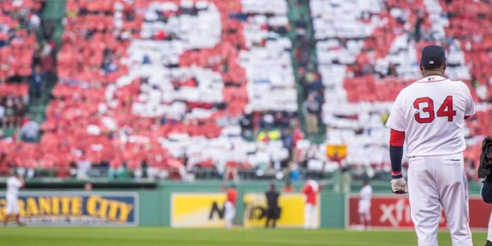 Foto:Facebook Boston Red Sox