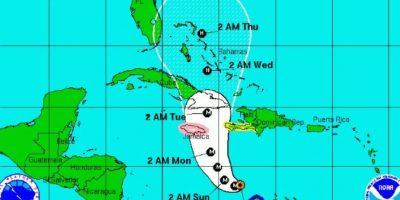 Suben a 24 provincias en alerta por huracán Matthew
