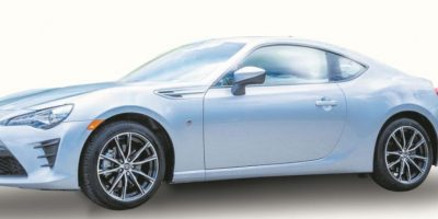 El Scion FR-S adopta la identidad del Toyota 86 Foto:Fuente Externa