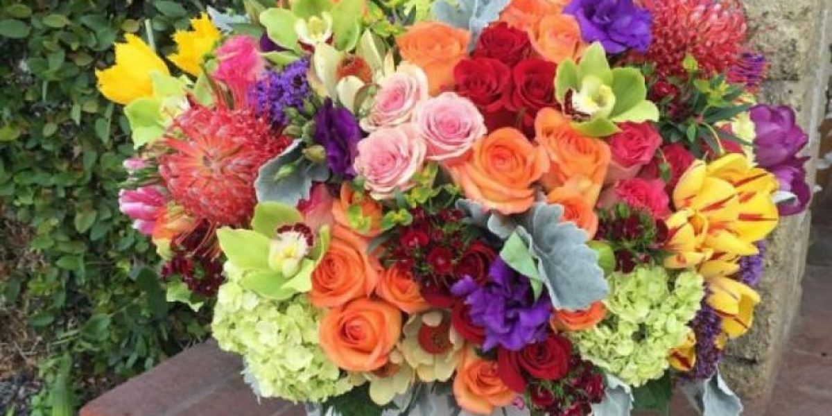¡Las flores no pasan de moda!