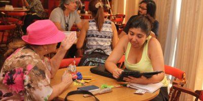 Primera Mesa de Negocios Literaria de la FILSD recibe 60 obras de 57 escritores