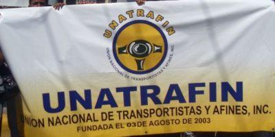 Unatrafin acusa al Conep de pretender desplazarlos del negocio de transporte