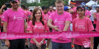 Acciones solidarias para               prevenir cáncer de mama
