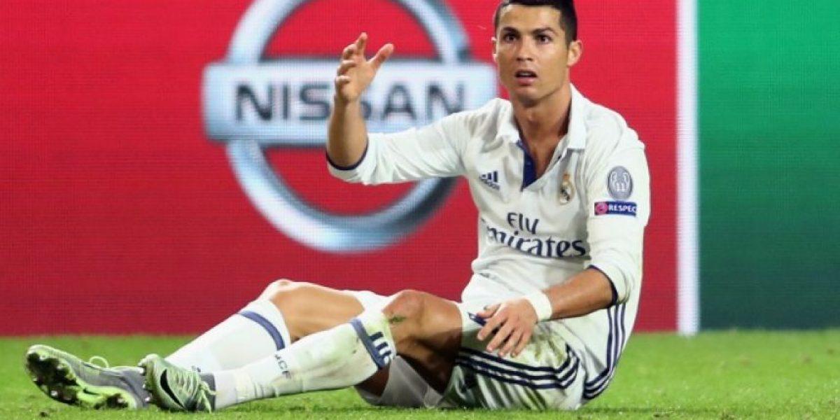 Cristiano Ronaldo respondió a los abucheos de los hinchas